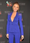 Blake Lively - Cleavage at Barneys New York Launch of Gagas Workshop-03
