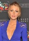 Blake Lively - Cleavage at Barneys New York Launch of Gagas Workshop-04