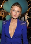 Blake Lively - Cleavage at Barneys New York Launch of Gagas Workshop-06