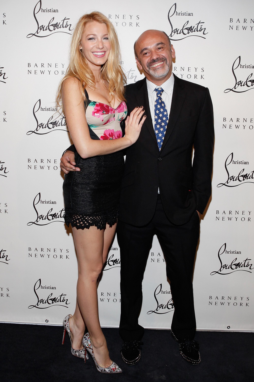 Blake Lively Hot At Christian Louboutin Party 12 Gotceleb