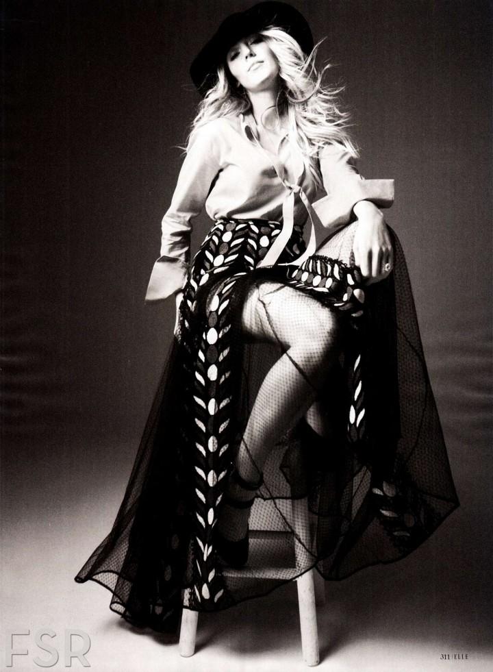 Blake Lively: Elle Magazine -03