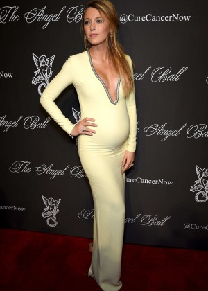 Blake Lively - Gabrielle's Angel Foundation Angel Ball 2014 in NYC
