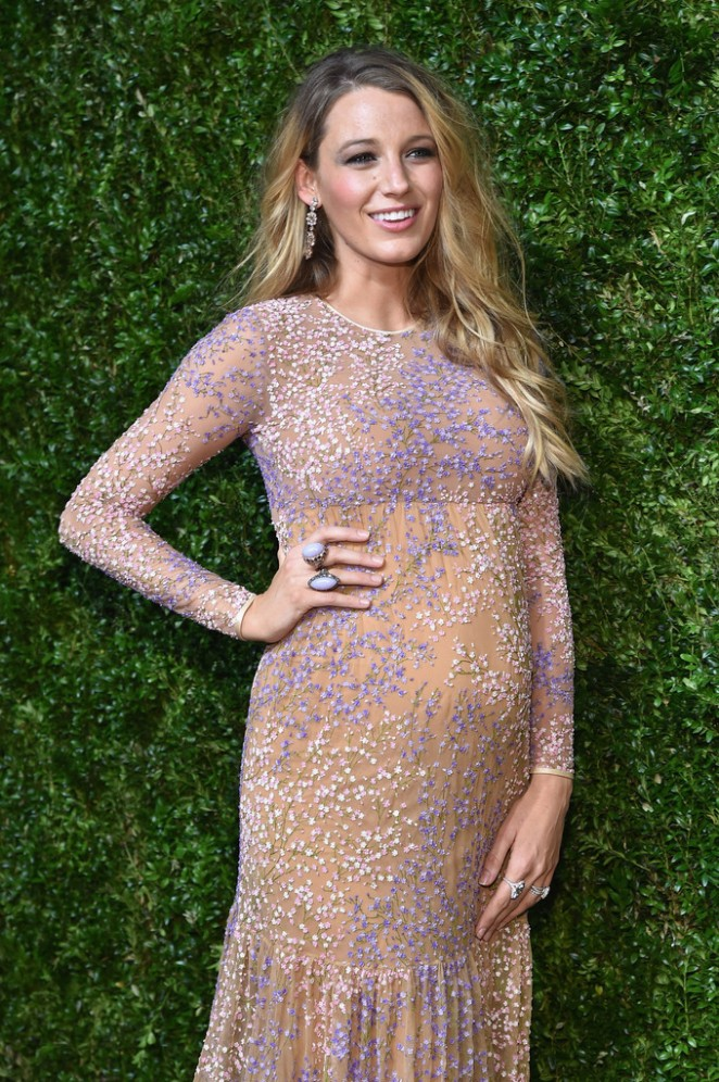 Blake Lively – God's Love We Deliver, Golden Heart Awards in NYC