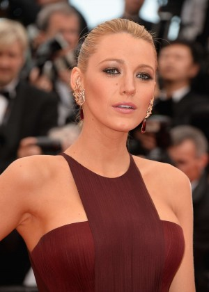 Blake Lively: Grace of Monaco Cannes premiere-01