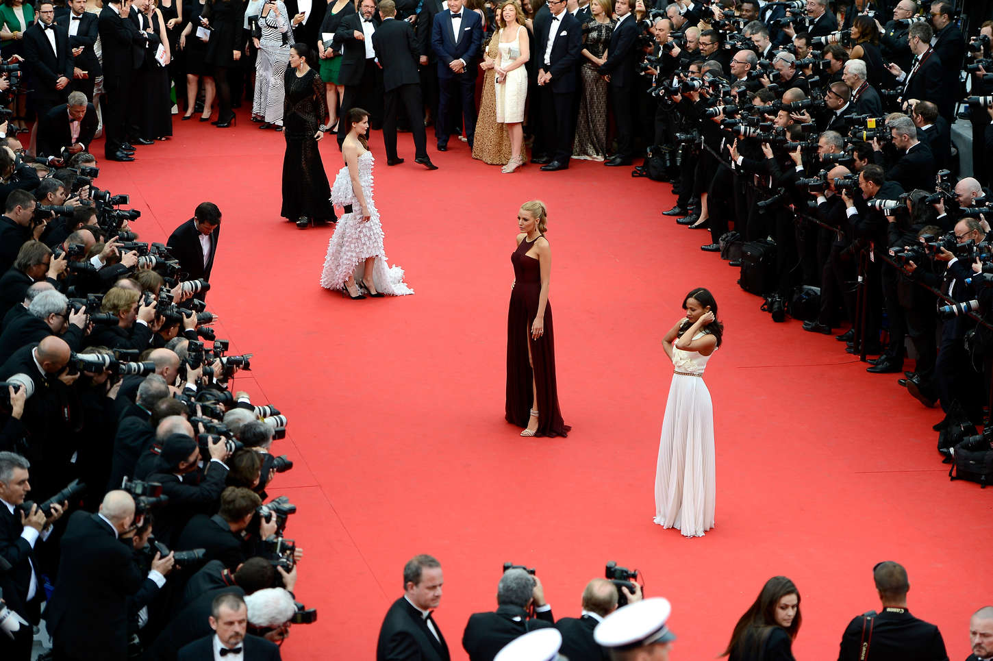 Blake Lively 2014 : Blake Lively: Grace of Monaco Cannes premiere-03