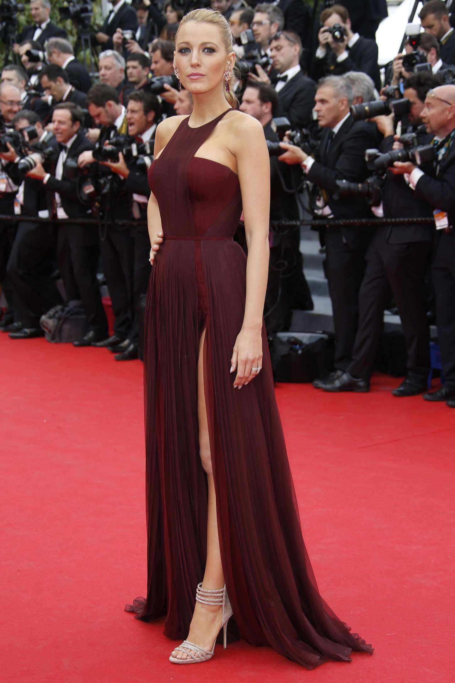 Blake Lively 2014 : Blake Lively: Grace of Monaco Cannes premiere-04
