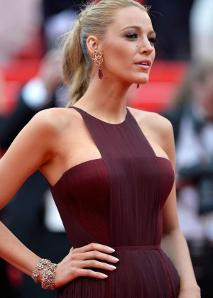 Blake Lively: Grace of Monaco Cannes premiere-06