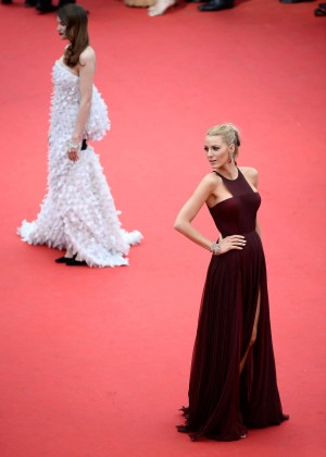 Blake Lively: Grace of Monaco Cannes premiere-07