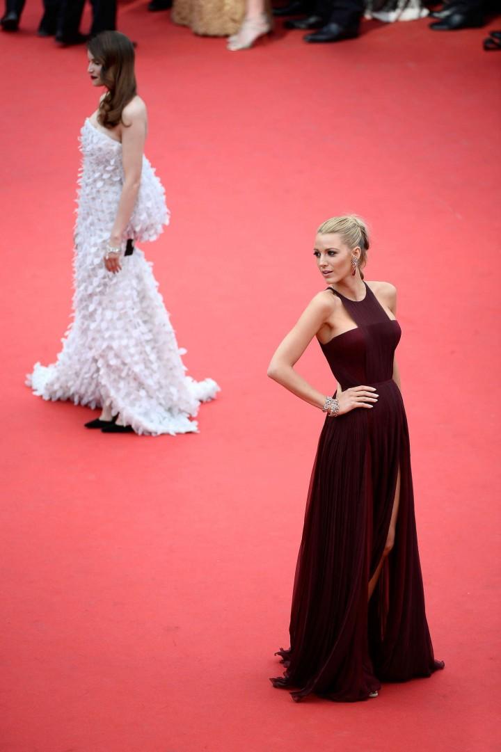 Blake Lively: Grace of Monaco Cannes premiere-07
