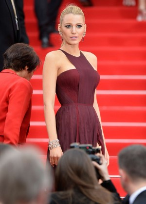 Blake Lively: Grace of Monaco Cannes premiere-08