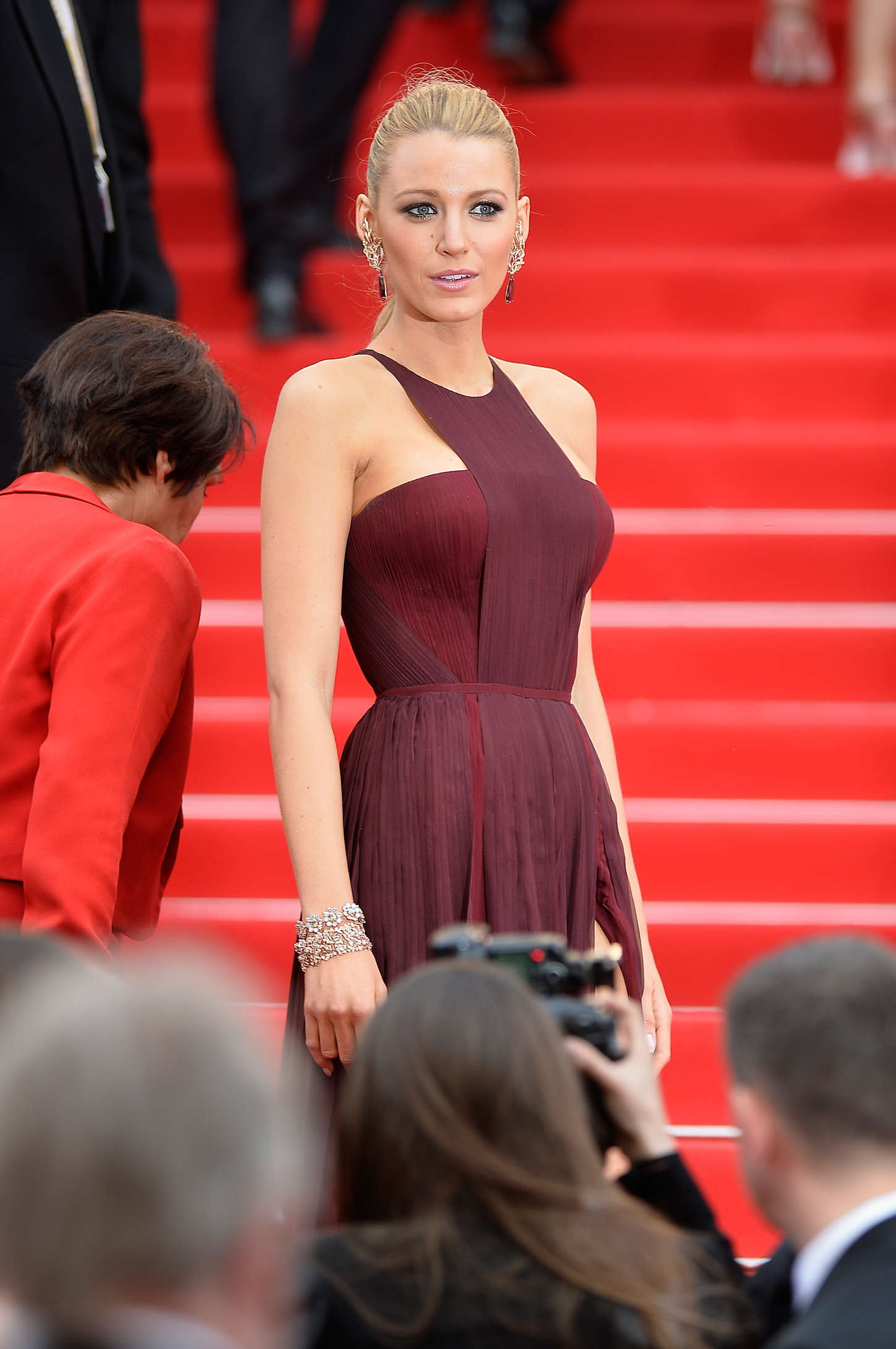 Blake Lively 2014 : Blake Lively: Grace of Monaco Cannes premiere-08