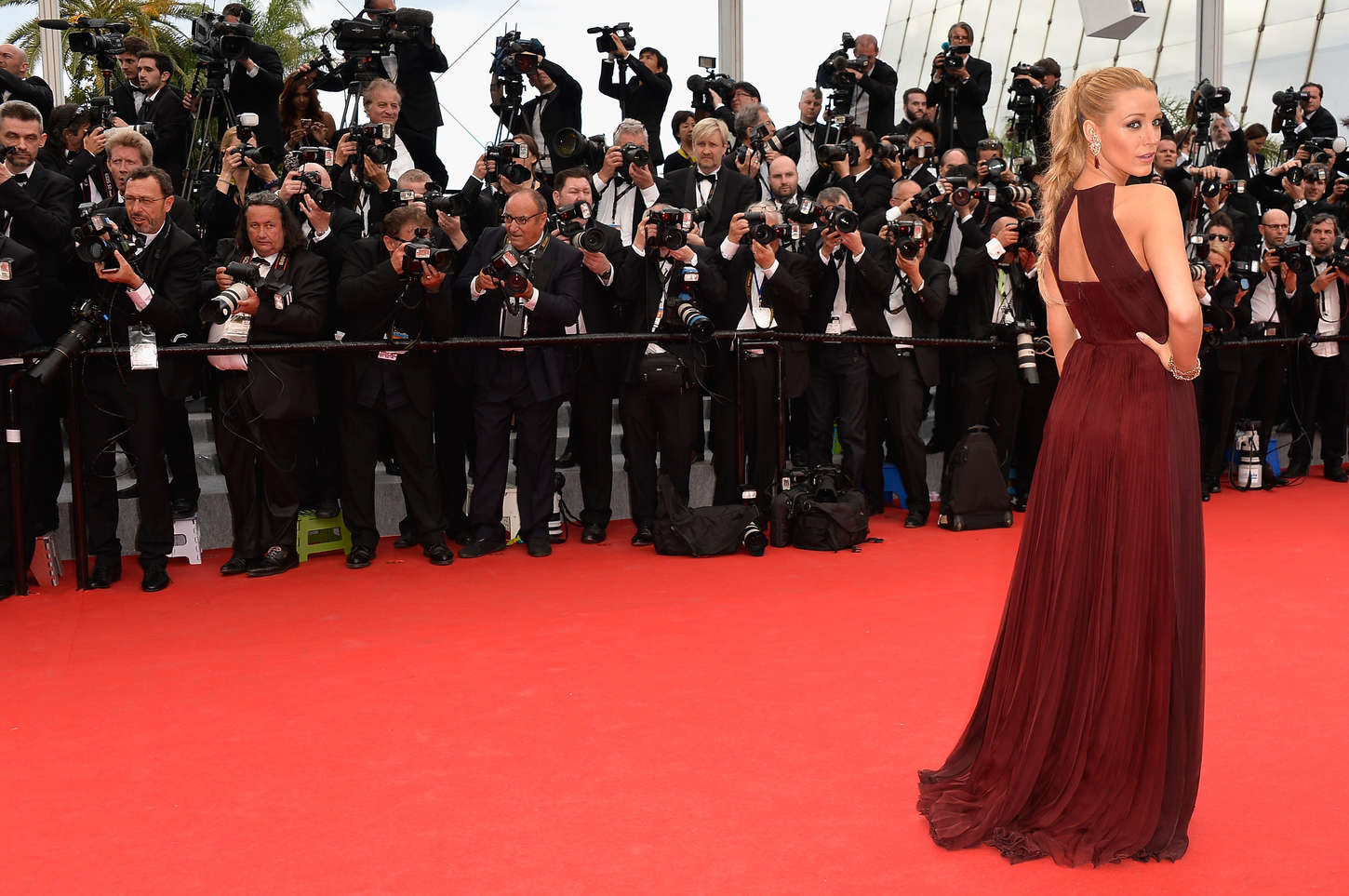 Blake Lively 2014 : Blake Lively: Grace of Monaco Cannes premiere-09