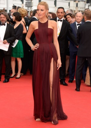 Blake Lively: Grace of Monaco Cannes premiere-11