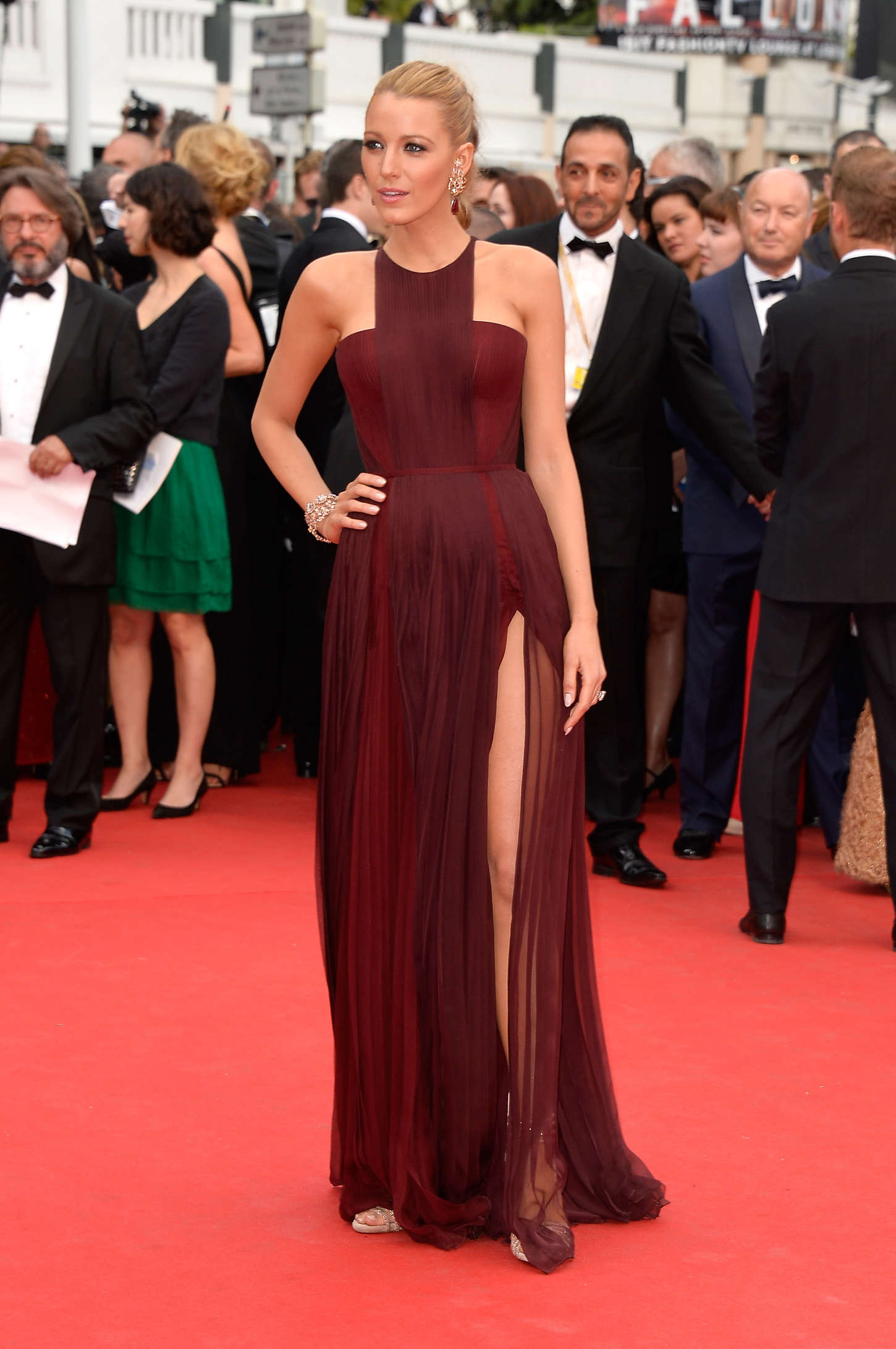Blake Lively 2014 : Blake Lively: Grace of Monaco Cannes premiere-11