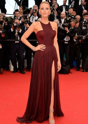Blake Lively: Grace of Monaco Cannes premiere-12