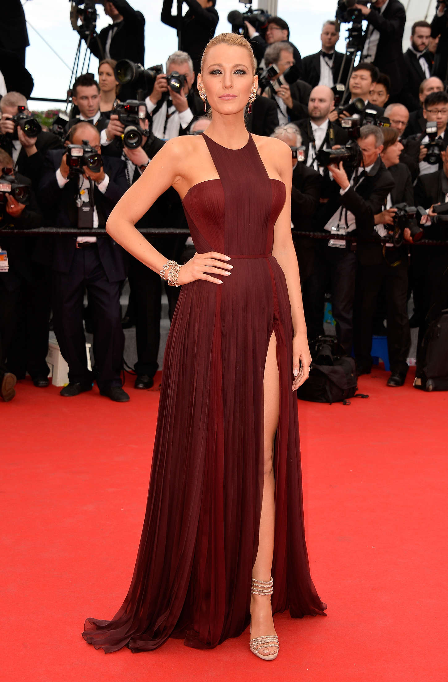 Blake Lively 2014 : Blake Lively: Grace of Monaco Cannes premiere-12