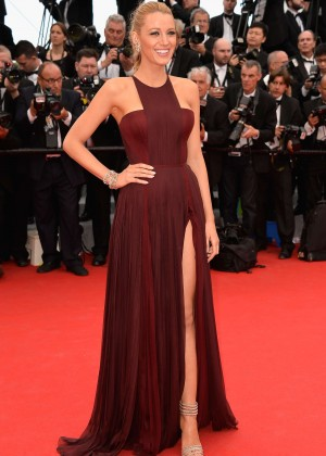 Blake Lively: Grace of Monaco Cannes premiere-14