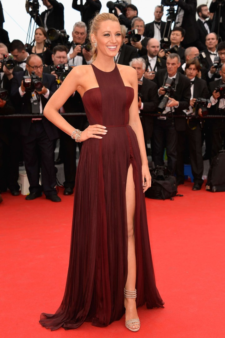 Blake Lively: Grace of Monaco Cannes premiere-14
