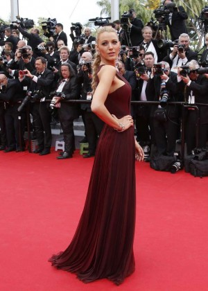 Blake Lively: Grace of Monaco Cannes premiere-15