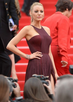 Blake Lively: Grace of Monaco Cannes premiere-16