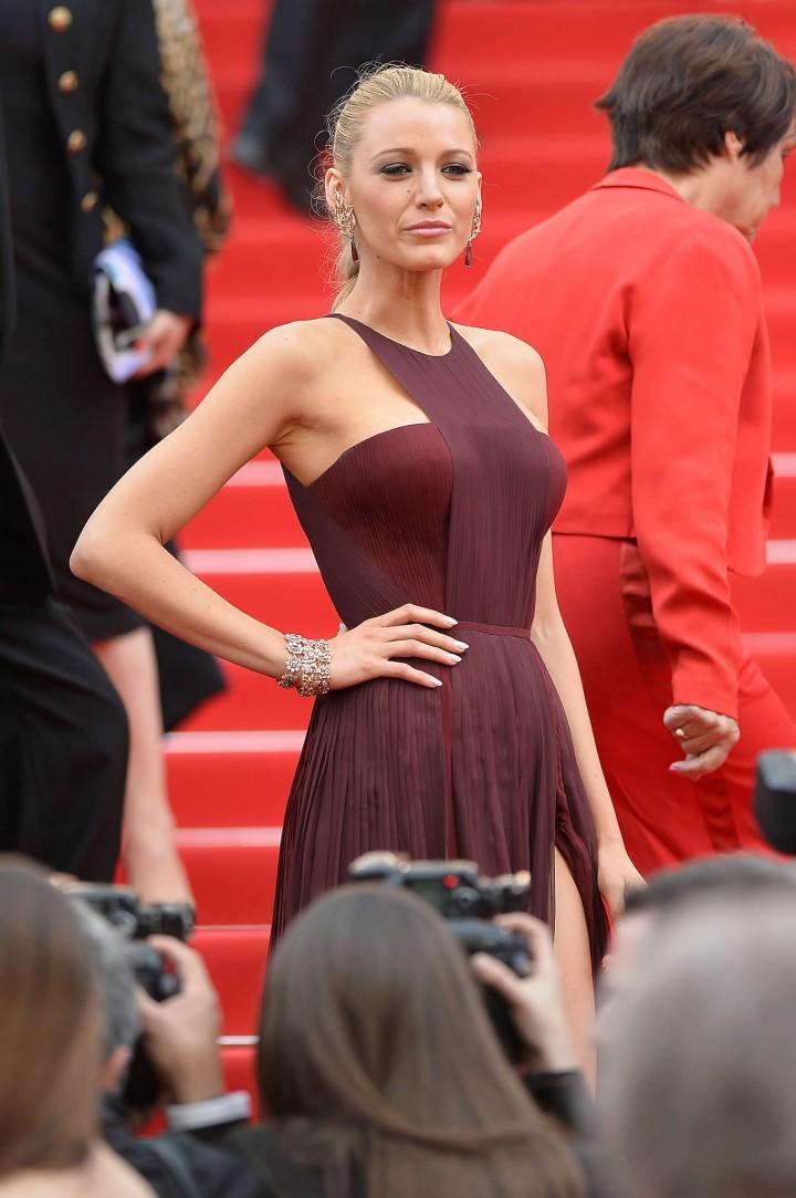 Blake Lively: Grace of Monaco Cannes premiere-16