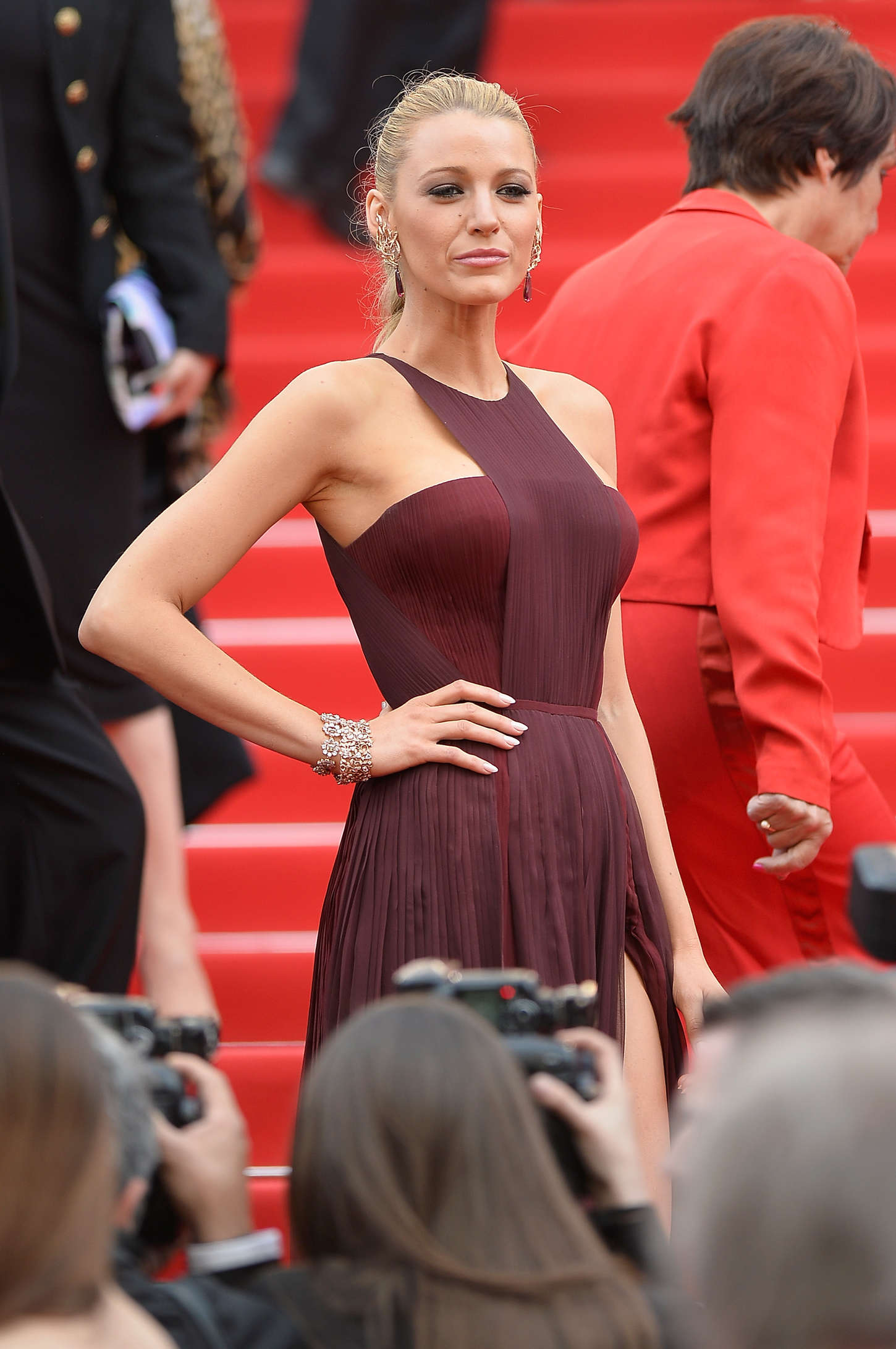 Blake Lively 2014 : Blake Lively: Grace of Monaco Cannes premiere-16
