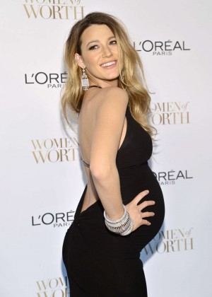 Blake Lively - L'Oreal Paris 9th Annual Women Of Worth Celebration in NY