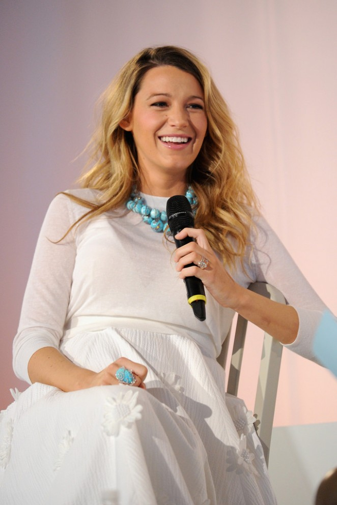 Blake Lively – Martha Stewart American Made Summit in NYC