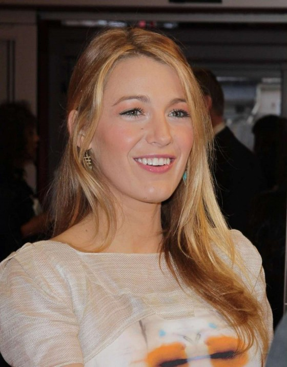 Blake Lively – Target Canada Launch -08