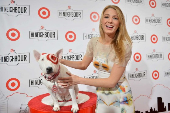 Blake Lively – Target Canada Launch -10