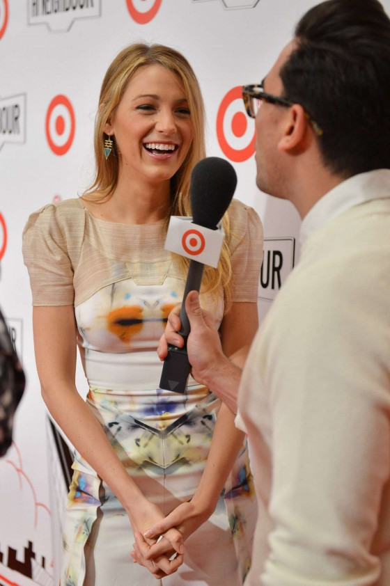 Blake Lively – Target Canada Launch -11
