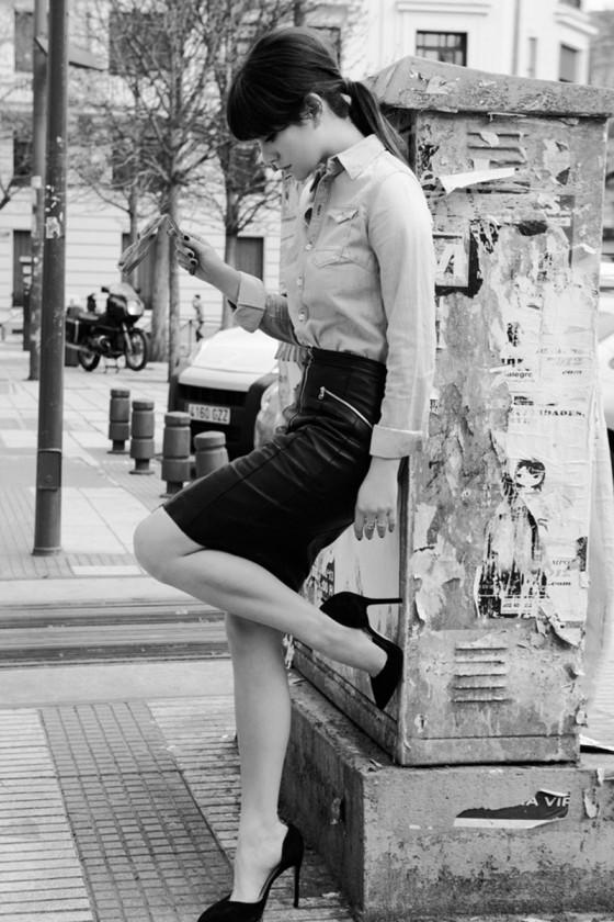 Blanca Suarez 2013 : Blanca Suarez – Vogue Spain 2013 -13