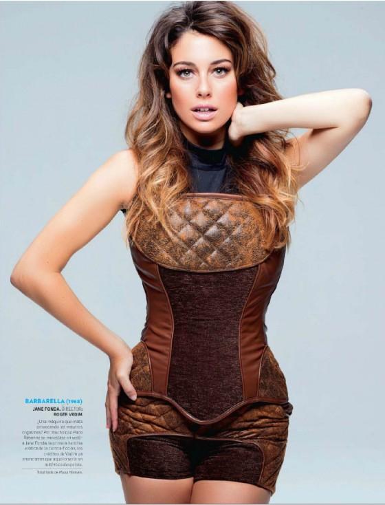 Blanca Suarez - Cinemania Magazine -05