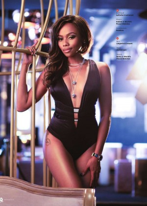 Bonang Matheba: Maxim South Africa -05