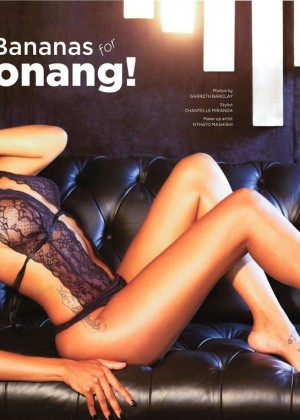 Bonang Matheba: Maxim South Africa -07