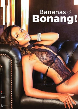 Bonang Matheba: Maxim South Africa -10