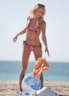 Brandi Glanville - Bikini Candids on the beach in LA -09
