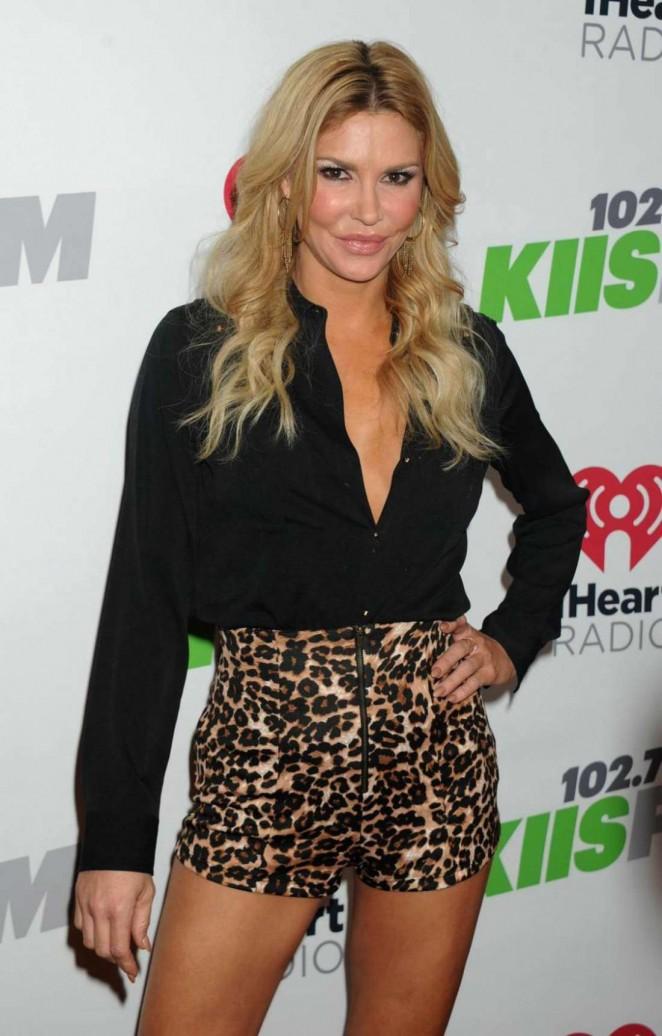 Brandi Glanville - KIIS FM's Jingle Ball 2014 in LA