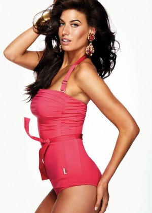 Bree Conden: Shan Bikini 2014 -06