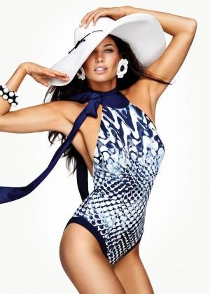 Bree Conden: Shan Bikini 2014 -12