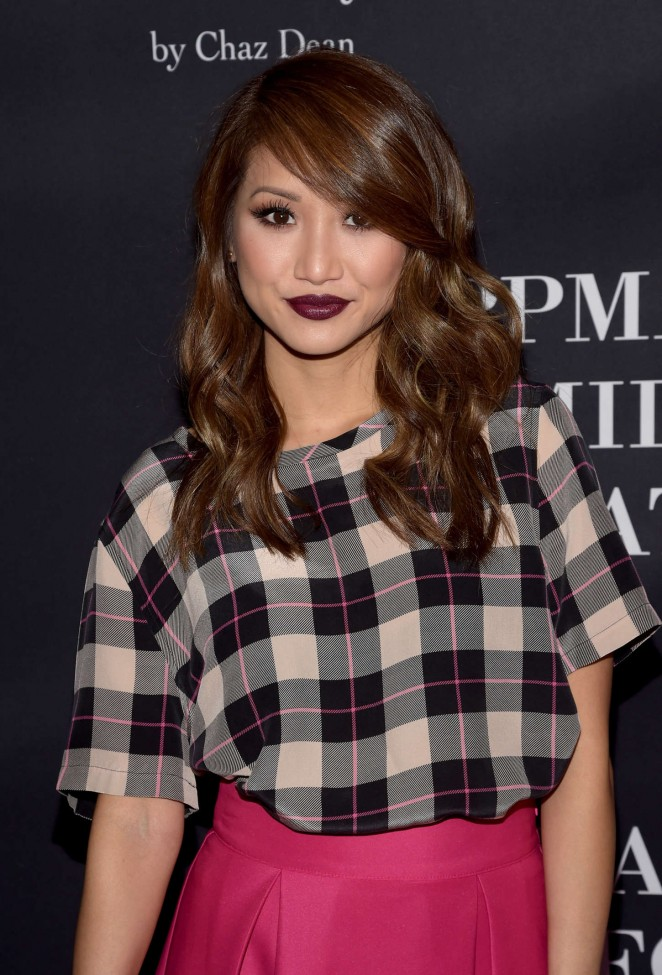 Brenda Song - 10th anniversary Pink Party in Santa Monica