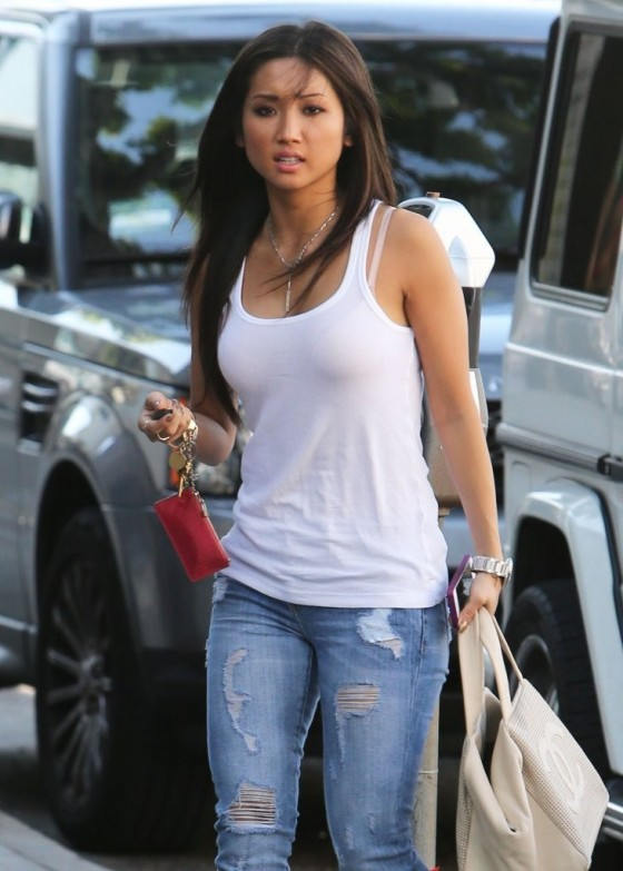 Brenda Song - Out in LA -02