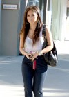 Brenda Song Shopping candids -01