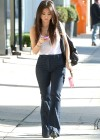 Brenda Song Shopping candids -02