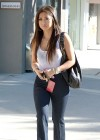 Brenda Song Shopping candids -03