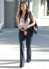 Brenda Song Shopping candids -04