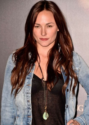 "Briana Evigan - ""Annabelle"" Screening in Hollywood"