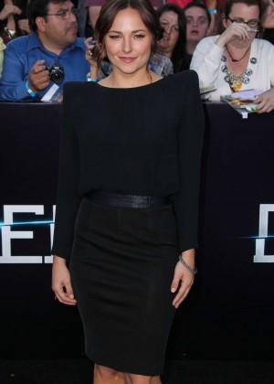 Briana Evigan: Divergent Premiere -01