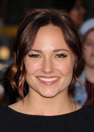 Briana Evigan: Divergent Premiere -05