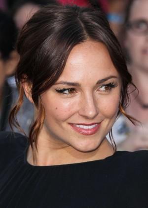 Briana Evigan: Divergent Premiere -06